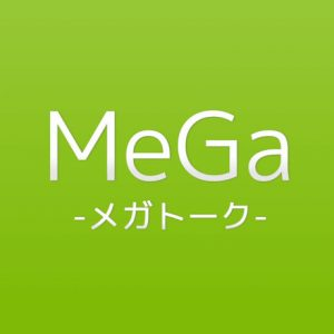 悪質出会い系アプリ「メガトーク(MeGaTalk)」のアイコン画像