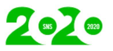SNS2020のロゴ